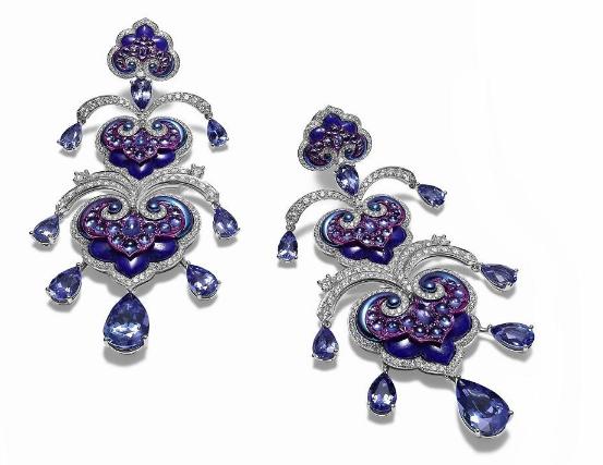 萧邦珠宝推出新一季高级珠宝
