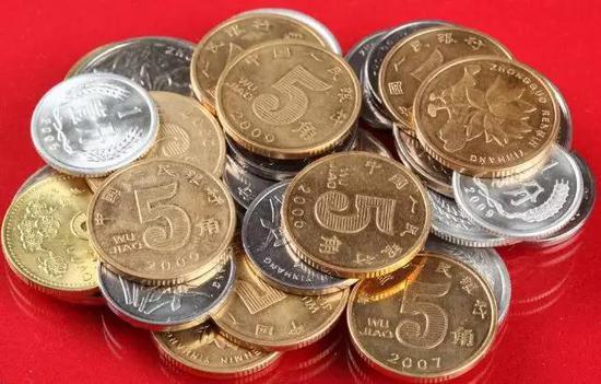 """这些不起眼的""""钢镚""""价格比同重量金币还要高!"""