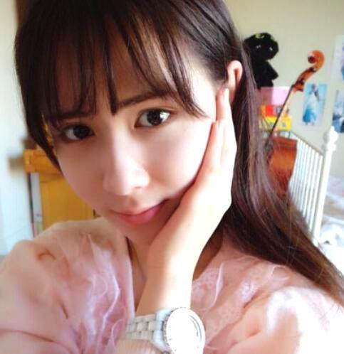 沈丹萍混血女儿近照曝光 清纯靓丽甜美可人