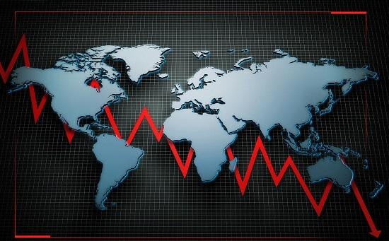 上周涨幅已吞噬殆尽 国际黄金连失两关!
