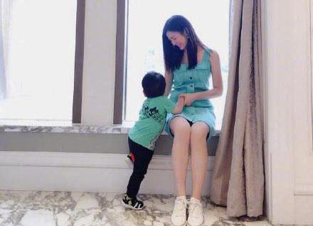 陈妍希被疑怀二胎 这条微博是怎么回事?
