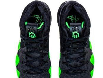 10 月发售的 Nike Kyrie 4 你会喜欢吗?