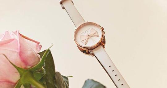 英国时尚品牌Ted Baker与Timex合作拓展腕表业务