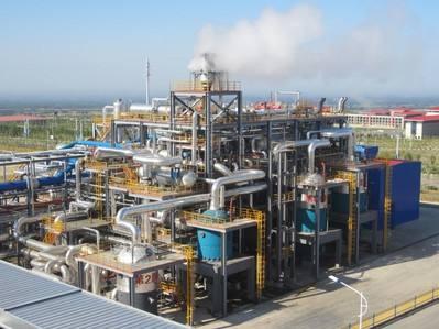 哈萨克斯坦计划2019年对华出口天然气规模增至100亿立方米