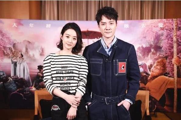 赵丽颖冯绍峰疑领证 吃瓜群众表示不可思议