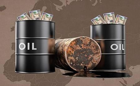 原油收盘:墨西哥沿岸原油产量锐减约40%