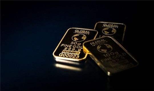 美元美股节节下挫 现货黄金今夜大考将至!