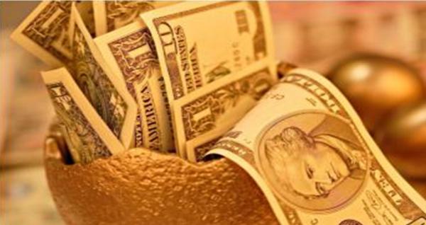 美元隔夜大跌的原因是什么?