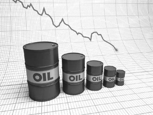 原油收盘:全球股市重挫令市场避险需求急升