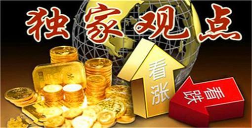 美股大跌美数据利空美元 黄金价格冲高企稳