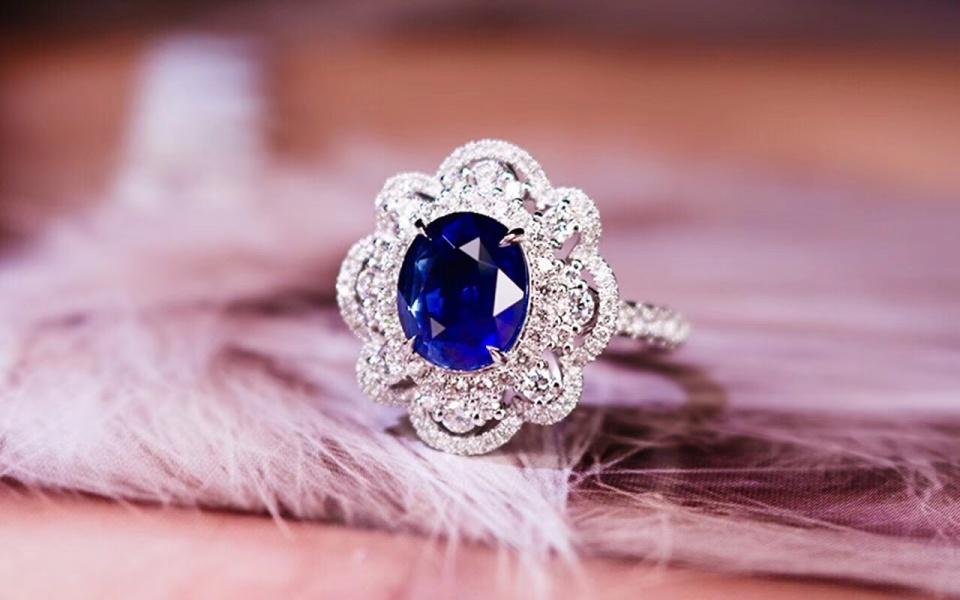为什么无烧蓝宝石比有烧蓝宝石贵?