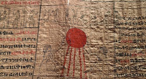 古埃及《死者之书》纸草本以135万欧元拍卖成交