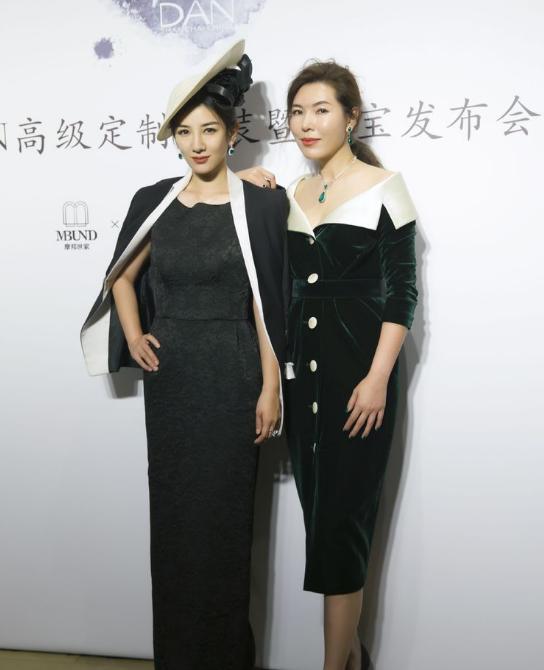 丹·DAN 2018高级定制暨珠宝发布会北京首秀 致敬不朽经典