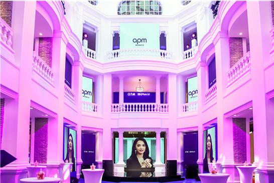时尚珠宝品牌APM Monaco联手姚晨跨界合作 出任APM Monaco全球品牌大使