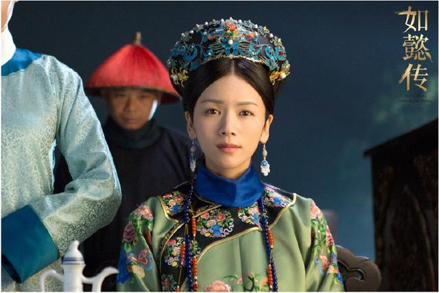 如懿传日本热播 日本观众最喜爱的剧中角色她排名第一