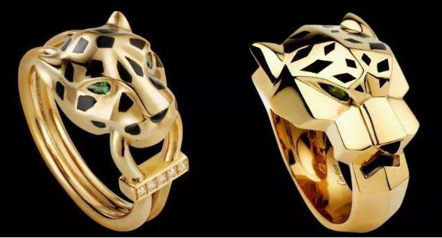 Panthère de Cartier卡地亚推出猎豹系列珠宝新作