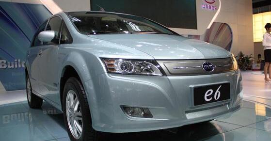 卖得最好的新能源汽车是什么