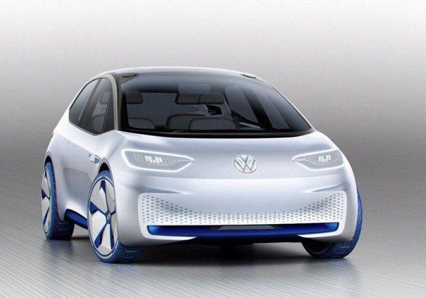 上汽大众新能源汽车工厂开工仪式在上海安亭举行