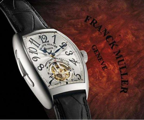 法穆兰成立仅仅35年 却已经多次登上全球奢侈品力量榜100强