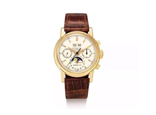 苏富比成功刷新亚洲拍卖史上最贵腕表!