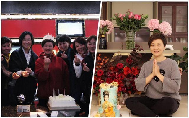 """邓婕61岁生日会 亲朋好友聚一起像""""过年"""""""