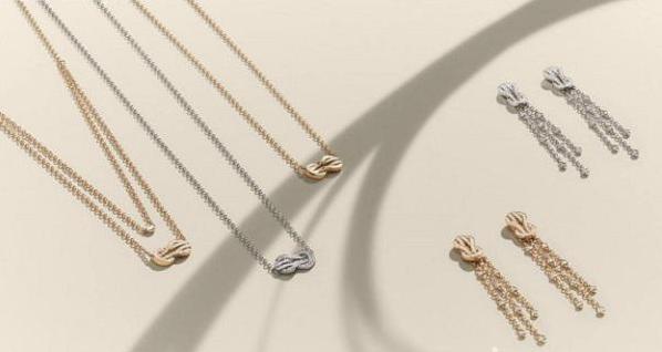 FRED斐登2018全新8°0系列新品珠宝