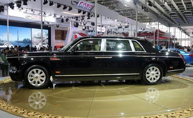 国产真正豪车!红旗推新车L9 或售500万人民币