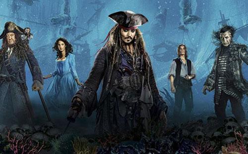 德普出局加勒比海盗 杰克船长再见了