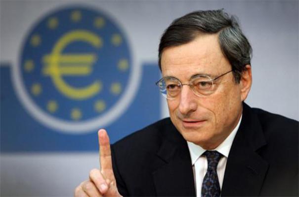 德拉基称经济增长动能疲弱 没有讨论延长QE