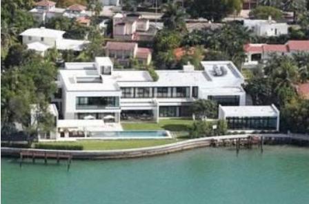 一座价值585万美元的迈阿密豪宅 具有抗飓风和防弹功能