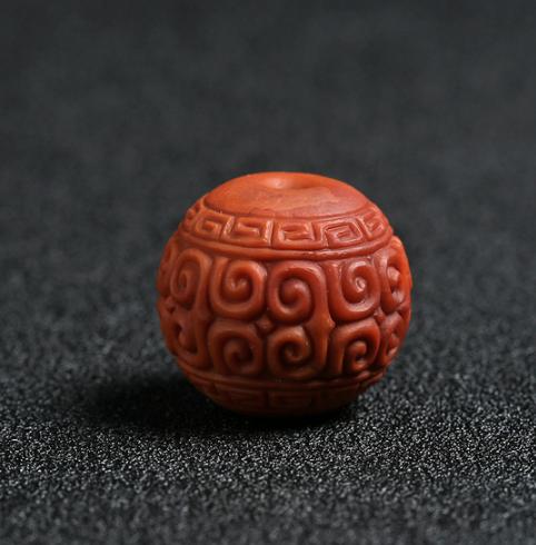 南红玛瑙:藏族文化中太阳慈悲的象征