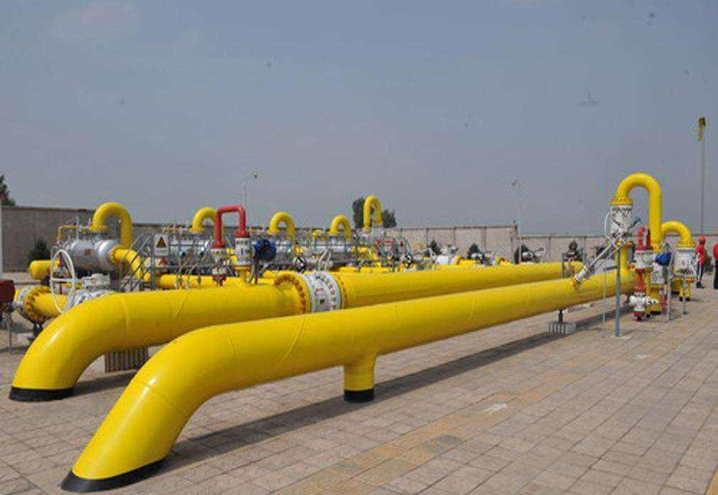 金丽温天然气主管道青田段项目完工并试运行投产
