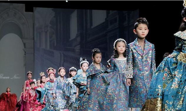 2019Flower Nine中国国际时装周新品发布会