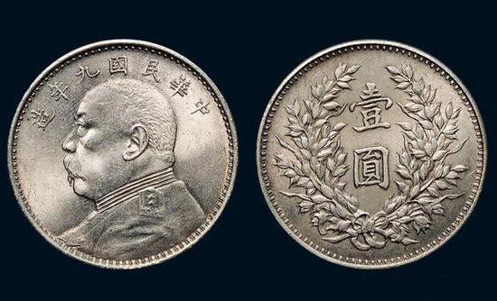 袁世凯才当不到一百天皇帝 为什么有这么多袁大头银元流通
