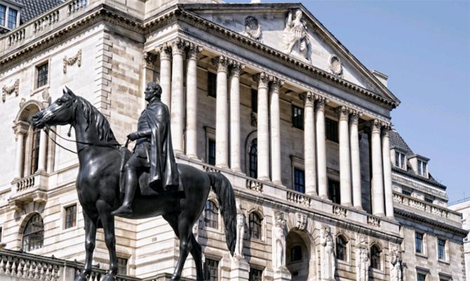 日内关注英国央行利率决议