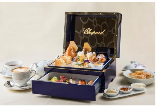 北京华尔道夫酒店携手Chopard萧邦浪漫呈现珠宝主题下午茶