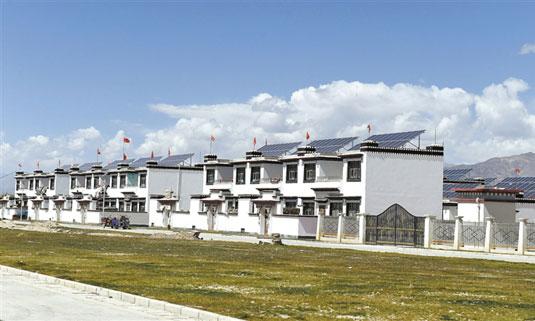 """日喀则市桑珠孜区建设""""光伏小镇""""项目"""