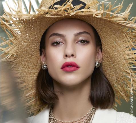 香奈儿 (Chanel) 发布2019春夏高级成衣系列发布会秀场妆容