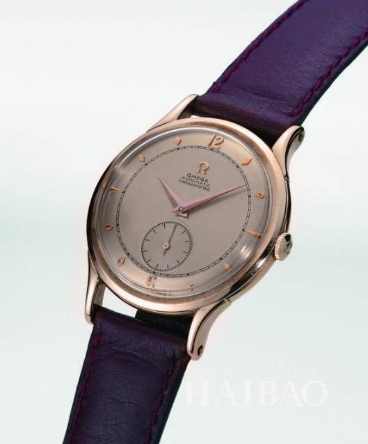 2018年欧米茄 (Omega) 推出全新星座系列曼哈顿女士腕表!