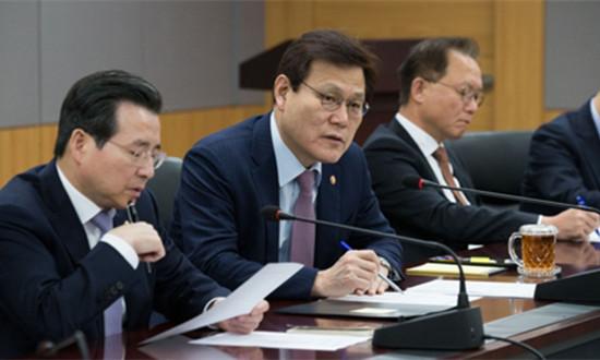 韩国FSC委员重申:银行与符合条件的加密货币交易所合作没有合规问题