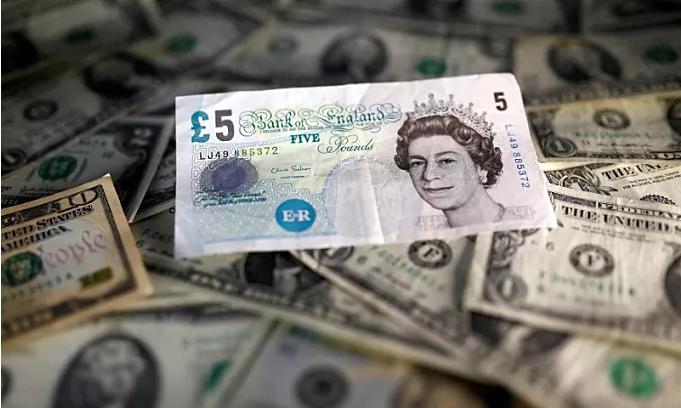 英镑兑美元有望涨至1.35!