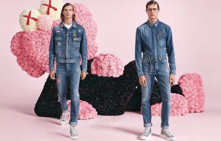 迪奥 (Dior) 释出二零一九夏季男装系列广告大片