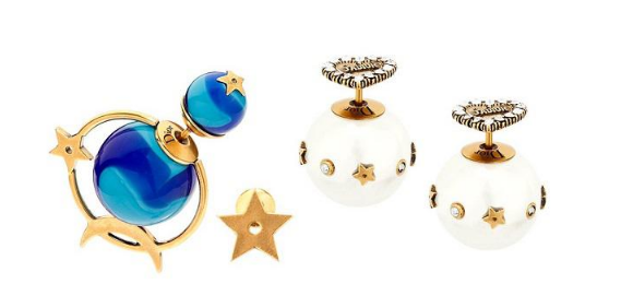 迪奥Dior推出Dior Tribales耳饰系列2019早春新作
