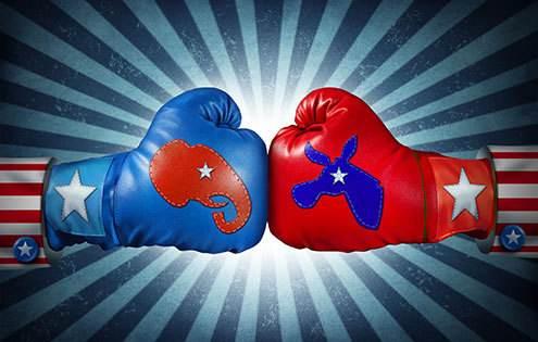 中期选举到来之际 黄金多头不战而退?