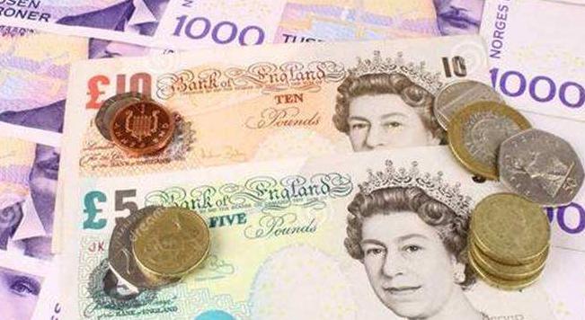 英镑兑美元短线上扬 或现买入机会