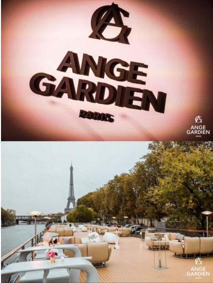 "ANGE GARDIEN PARIS香水诞生会—邀您共赴一场""法式浪漫与爱情""之约"