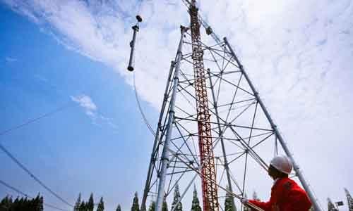 夏邑县供电举行服务地方公益 加强电力可靠供应工作