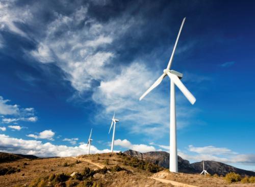 英国苏格兰电力摆脱化石燃料发电 实现100%风力发电