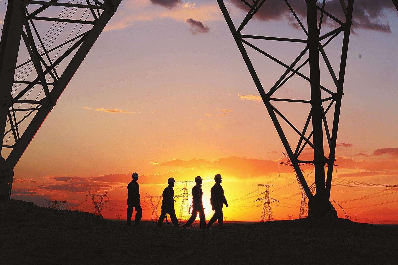 广西防城港供电局开展电力设施保护专项活动