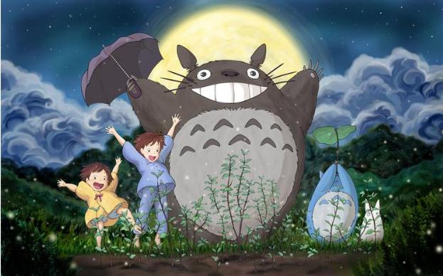 宫崎骏电影龙猫定档 今年正好是该片上映30周年